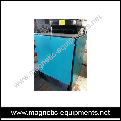 Double Drum Magnetic Separators