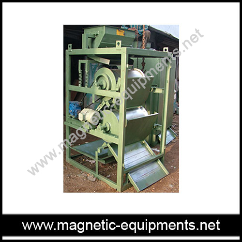 Magnetic Separator Manufacturer, Supplier