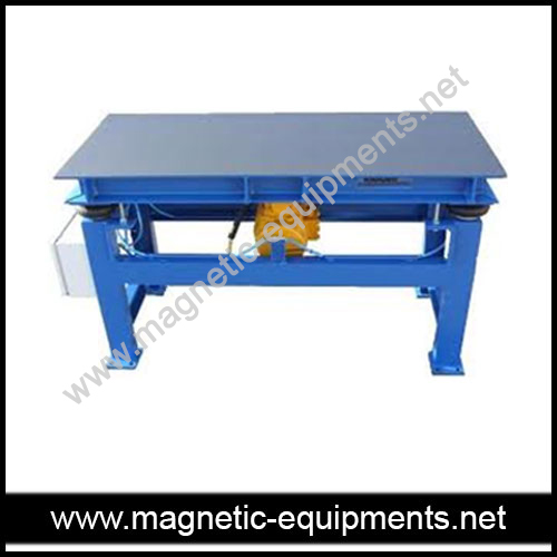 Vibratory Table Manufacturer